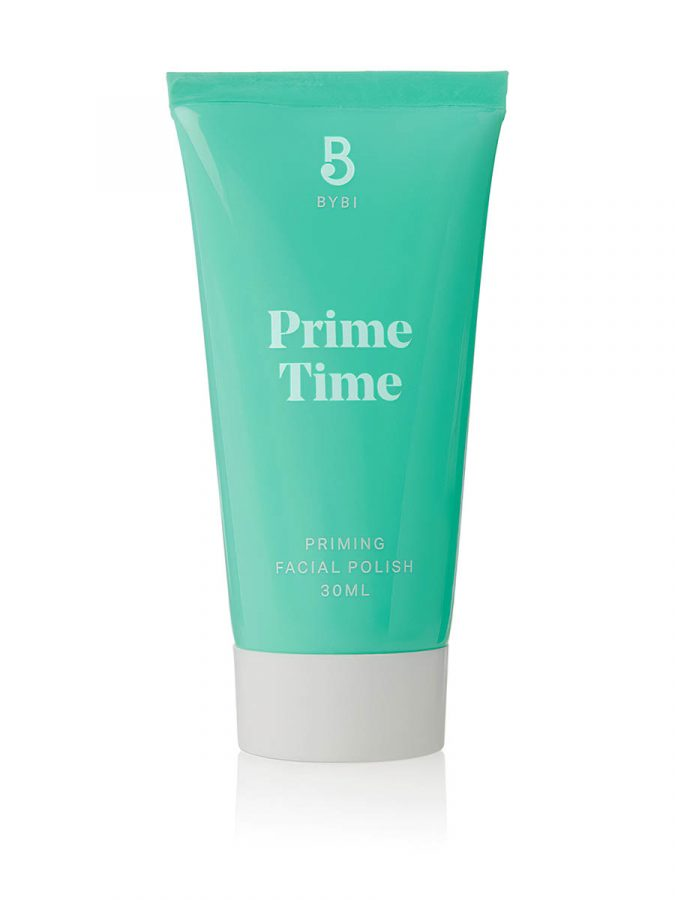 BYBI Prime Time Facial Polish Peeling