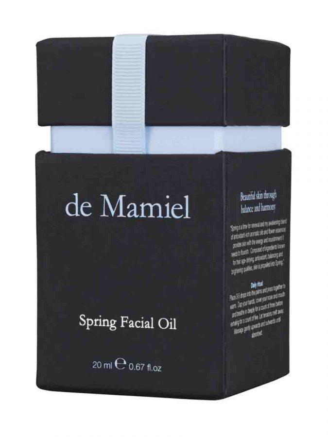 De Mamiel Spring Facial Oil Gesichtsoel Fruehling ml