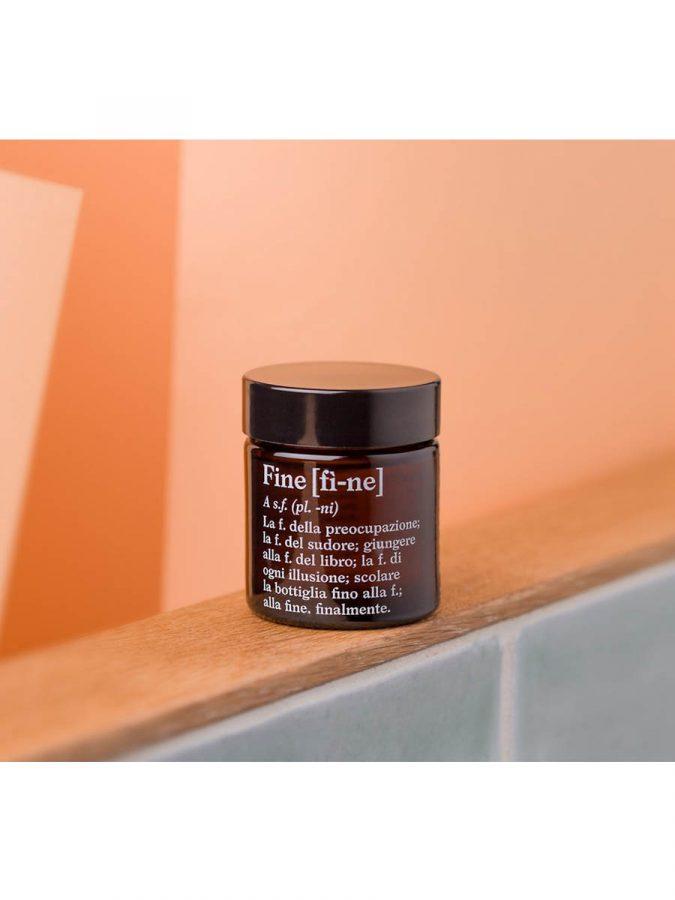 Fine Deodorant Creme Cedar Bergamot Cream g