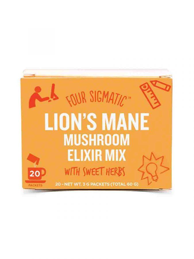 Lion's Mane Elixir Pilzgetränk 20 x 3g