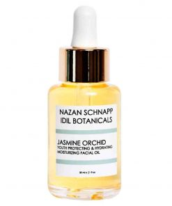 Jasmine Orchid Youth Protecting und Hydrating Moisturizing Facial Oil 30ml Nazan Schnapp