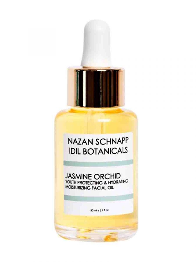 Jasmine Orchid Youth Protecting und Hydrating Moisturizing Facial Oil 30ml Nazan Schnapp