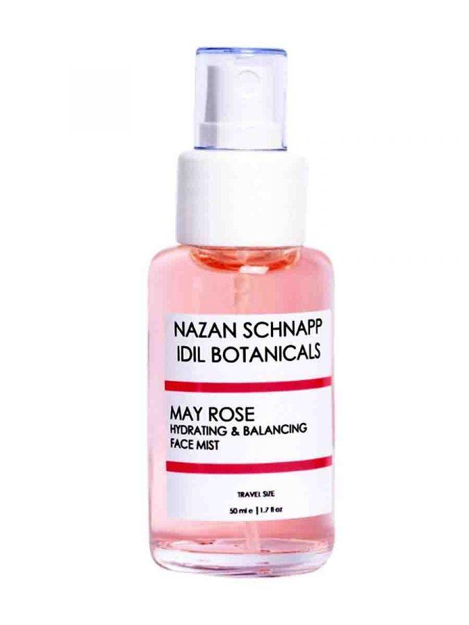 May Rose Hydrating und Balancing Face Mist 50ml Nazan Schnapp