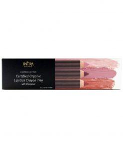 Vegan Lipstick Crayon Trio