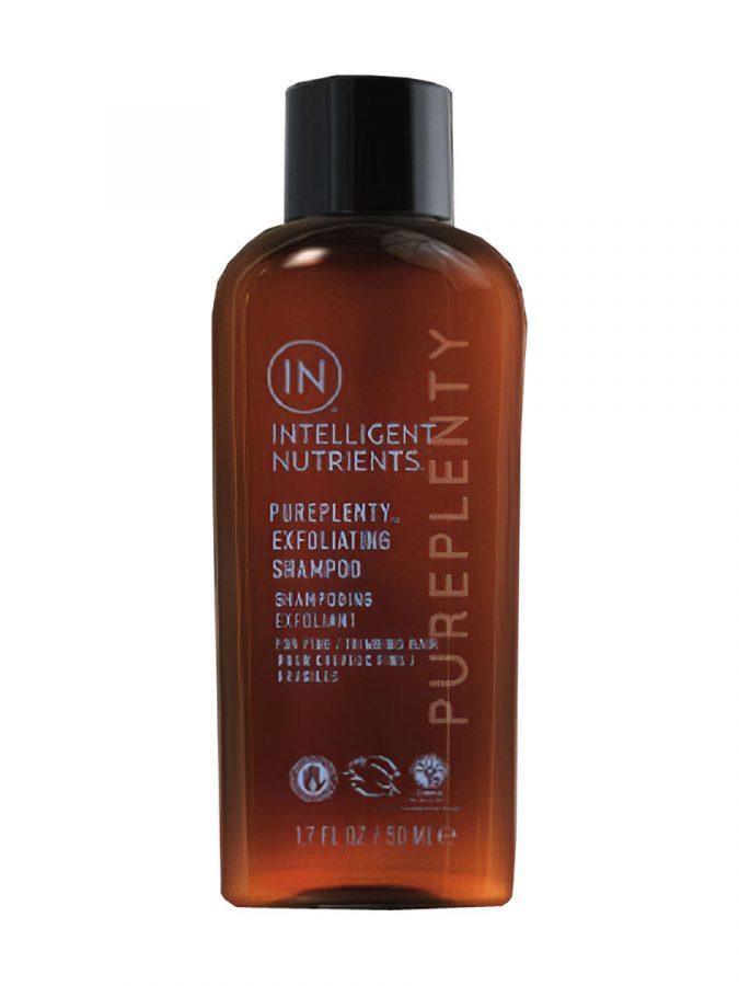 PurePlenty Exfoliating verdichtendes Shampoo Travel Size 50ml