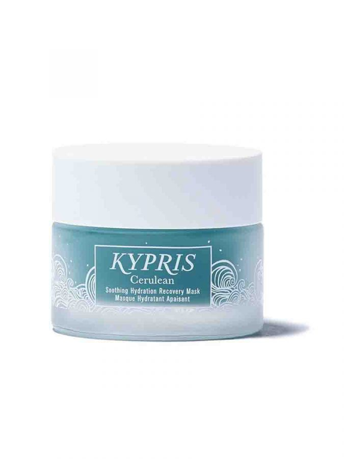 CERULEAN Soothing Hydration Recovery Mask Gesichtsmaske 46ml