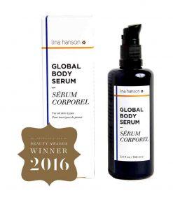 Global Body Serum Körperöl-Serum 100ml
