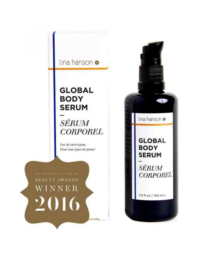 Global Body Serum Körperöl-Serum Deluxe Mini 30ml