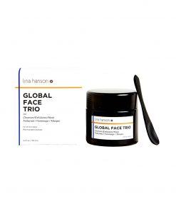 Global Face Trio Peeling Maske & Reinigung Deluxe Mini 30ml
