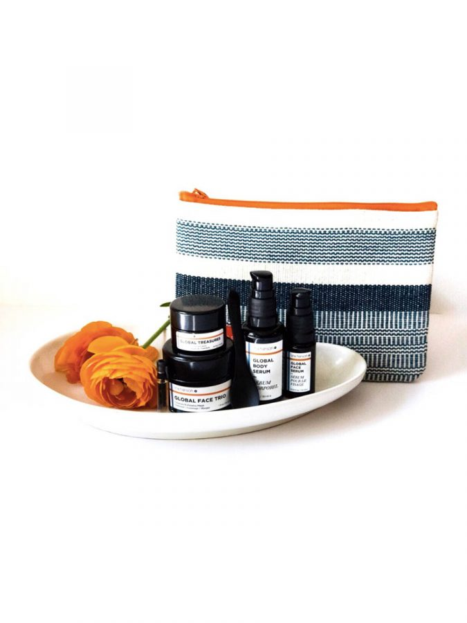 Lina Hanson Global Travel Kit