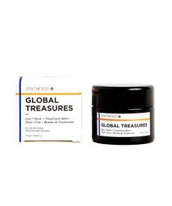 Global Treasures Mousse-Balsam für Augen & Hals Deluxe Mini 10ml