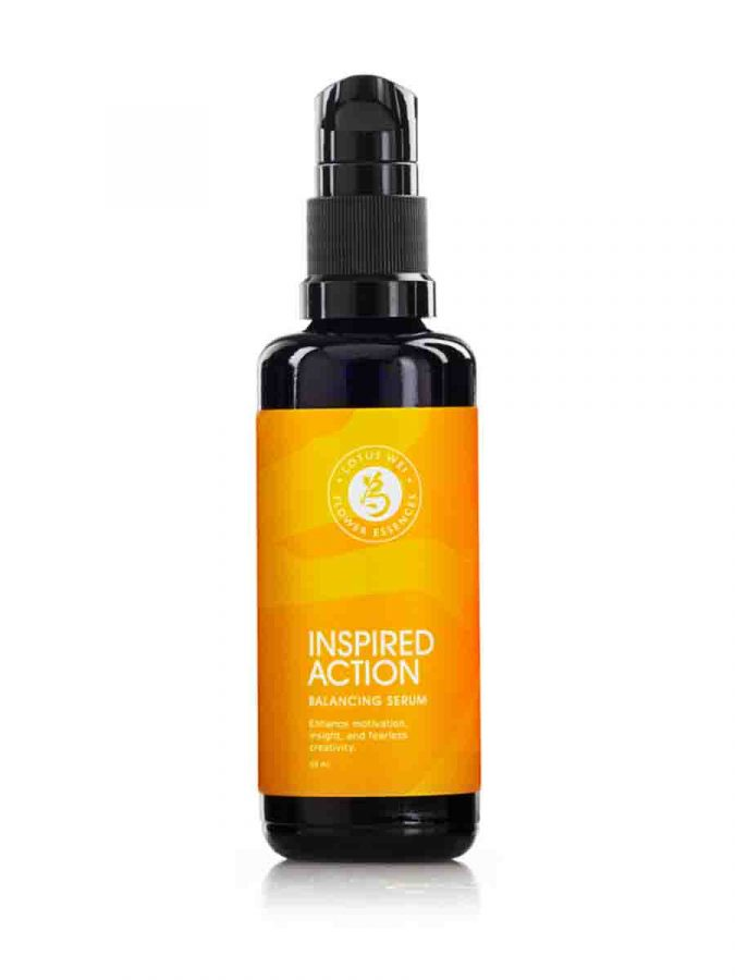 Inspired Action Serum Körperöl 50ml