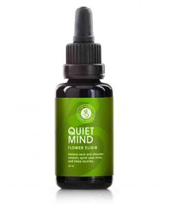 Quiet Mind Elixir Blütenessenz 30ml