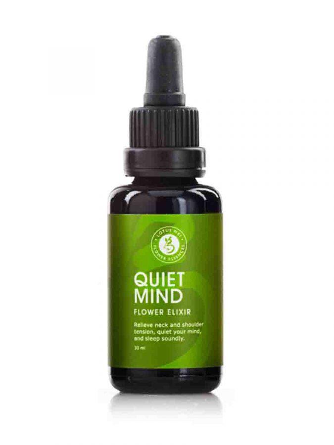 Quiet Mind Elixir Blütenessenz 30ml