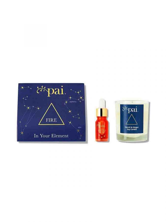 SALE! Fire - In Your Element Gift Set