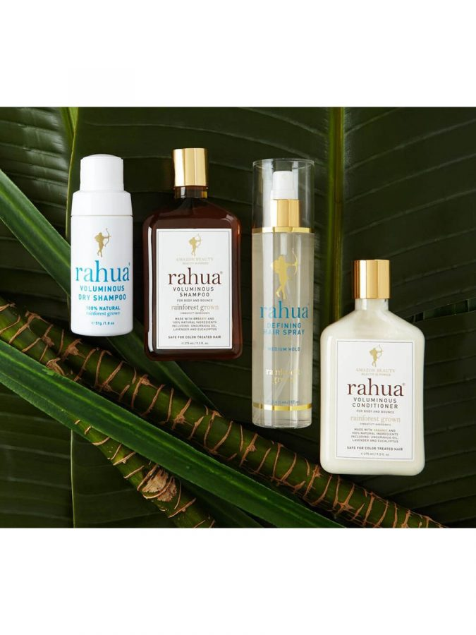 Rahua Voluminous Dry Shampoo Trockenshampoo g Amazon Beauty