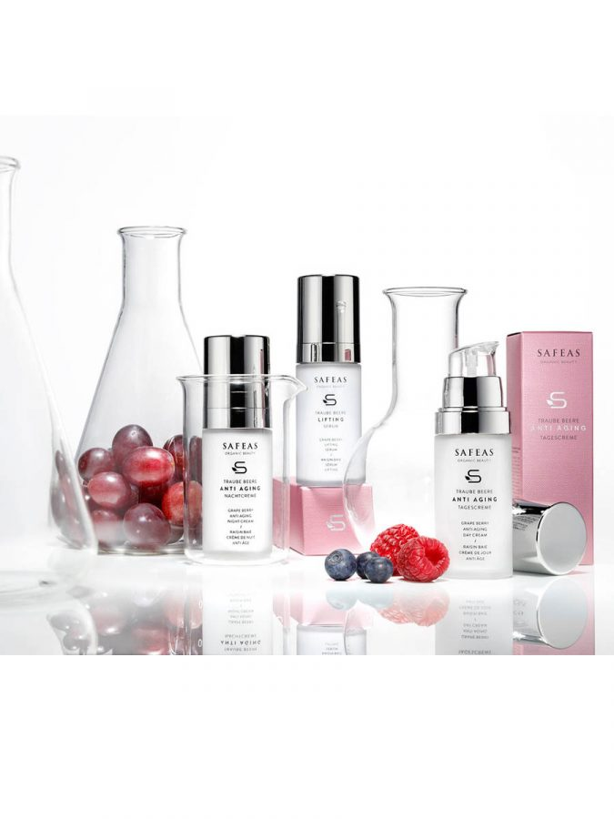 Safeas Traube Beere Anti Aging Tagescreme ml