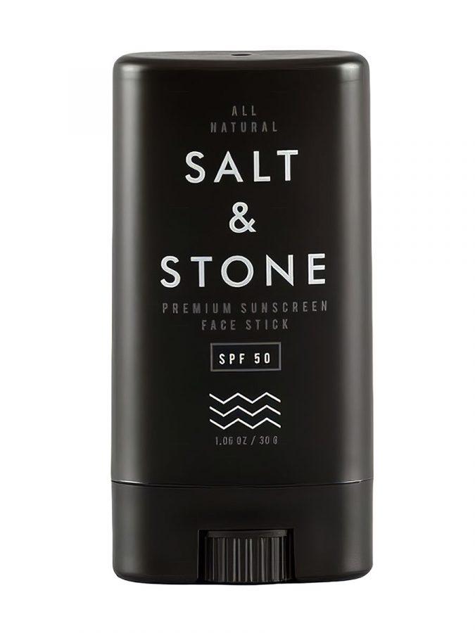 LSF 50 Stick Sonnenschutz Gesicht getönt 30g Salt und Stone
