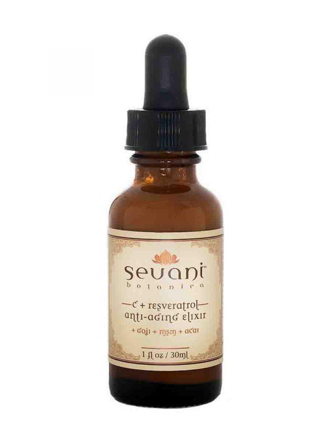 C+Resveratrol Anti-Aging Elixir Ölserum 30ml Botanica