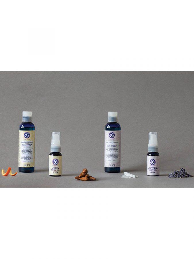 Soapwalla Kitchen Citrus Almond Luxurious Body Oil Koerperoel ml