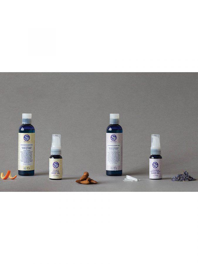 Soapwalla Kitchen Lavender Vanilla Mint Luxurious Body Oil Koerperoel ml