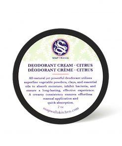 Original Deodorant Creme Citrus 56.6g
