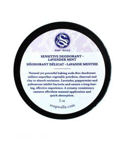Sensitive Deodorant Cream Lavender Mint 59ml