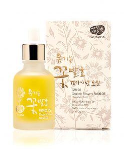 Organic Flowers Facial Oil 30ml