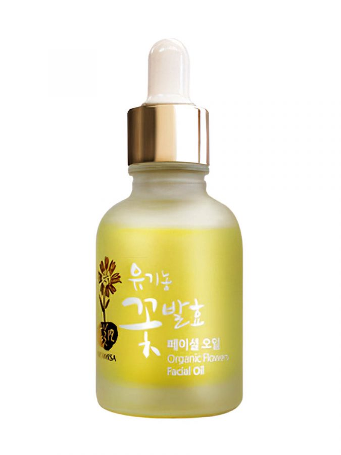 Whamisa Organic Flowers Facial Oil ml