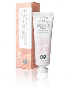 Organic Flowers Nourishing Cream Nährende Creme 50ml
