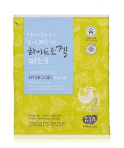 Organic Fruits & Tomato Hydrogel Mask Sheet Maske 33g