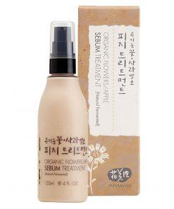 SALE! Organic Flowers Apple Sebum Treatment 120ml