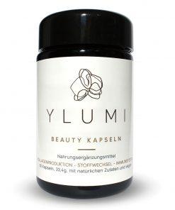 Beauty Kapseln für Energiestoffwechsel innere & äußere Schönheit wirkt sättigend