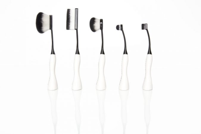 The Flex Collection Make-Up Pinsel Set