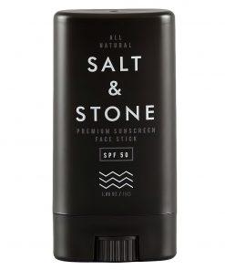 LSF 50 Stick Sonnenschutz Gesicht getönt 15g Salt und Stone