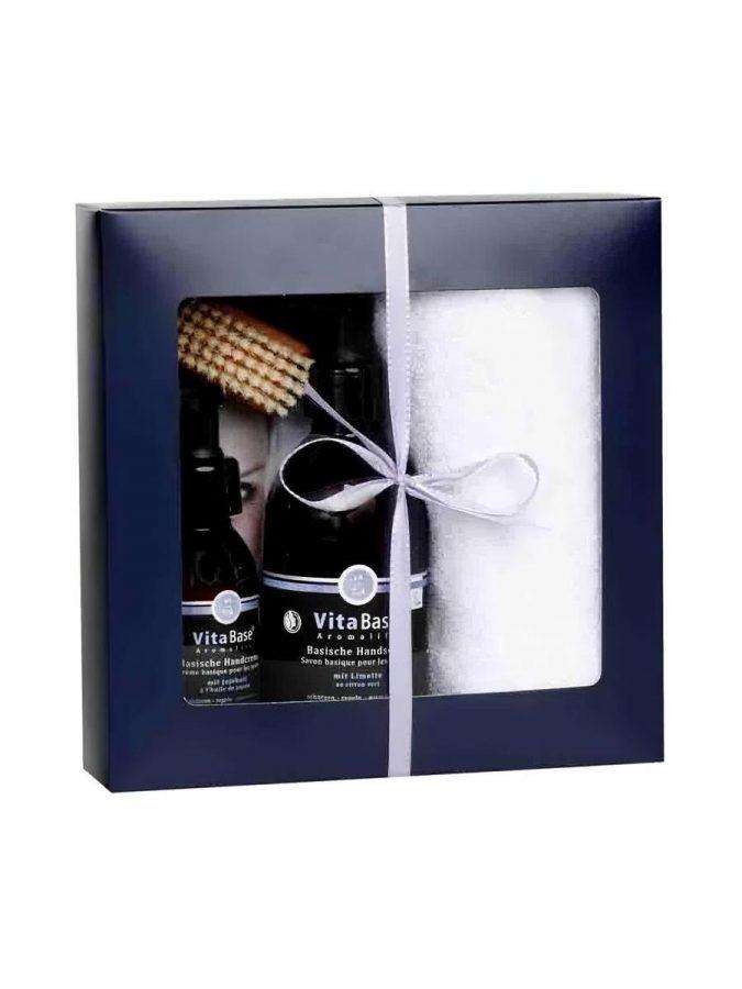 Geschenkset Basische Handpflege VitaBase
