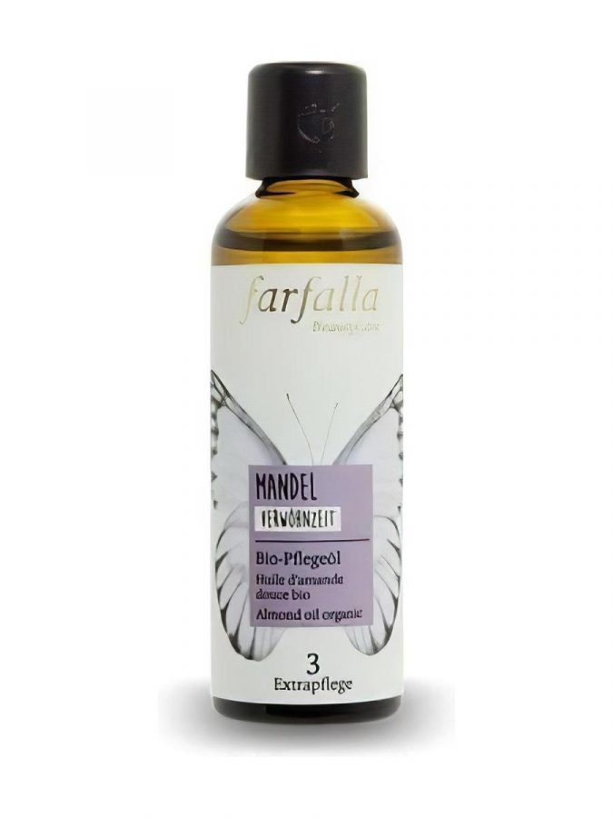Mandelöl Bio 75ml