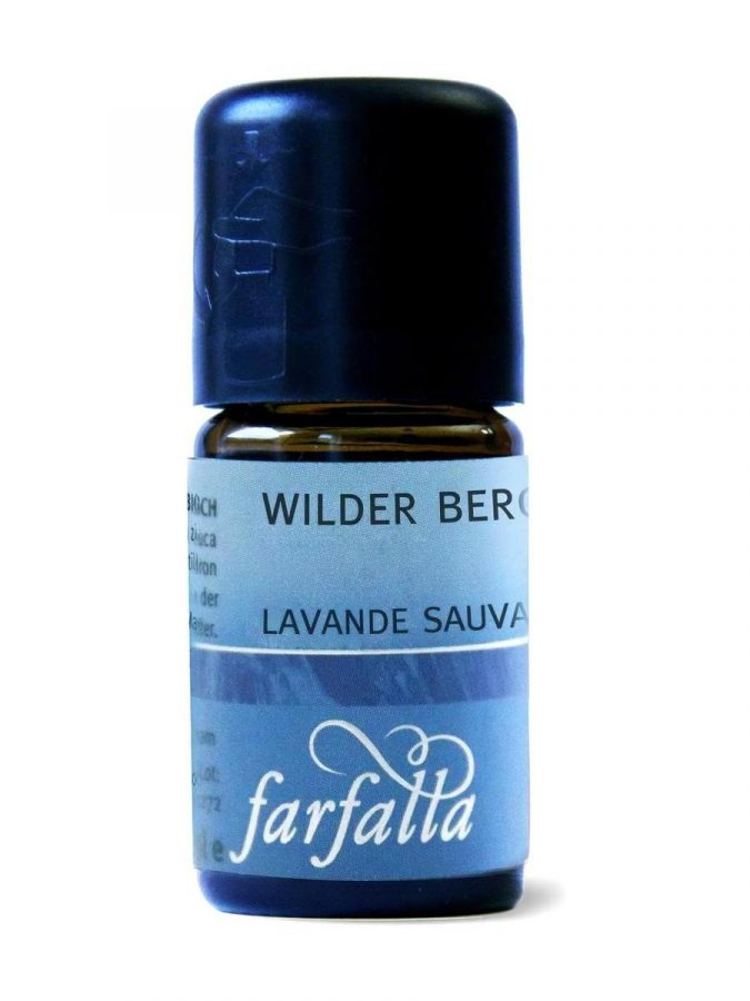 Wilder Berglavendel Bio 5ml
