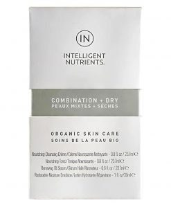 COMBINATION + DRY Organic Skincare Set