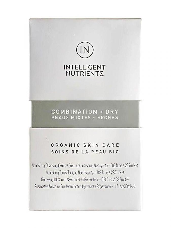 COMBINATION + DRY Organic Skincare Set