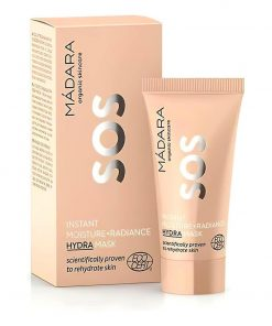 SOS HYDRA moisture & radiance Mask Travel Size 12.5ml