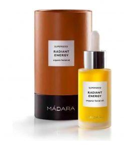 SUPERSEED beauty oil RADIANT ENERGY 30ml Madara