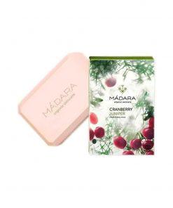 Cranberry & Wacholder Seife für Körper & Hände 150g Mádara