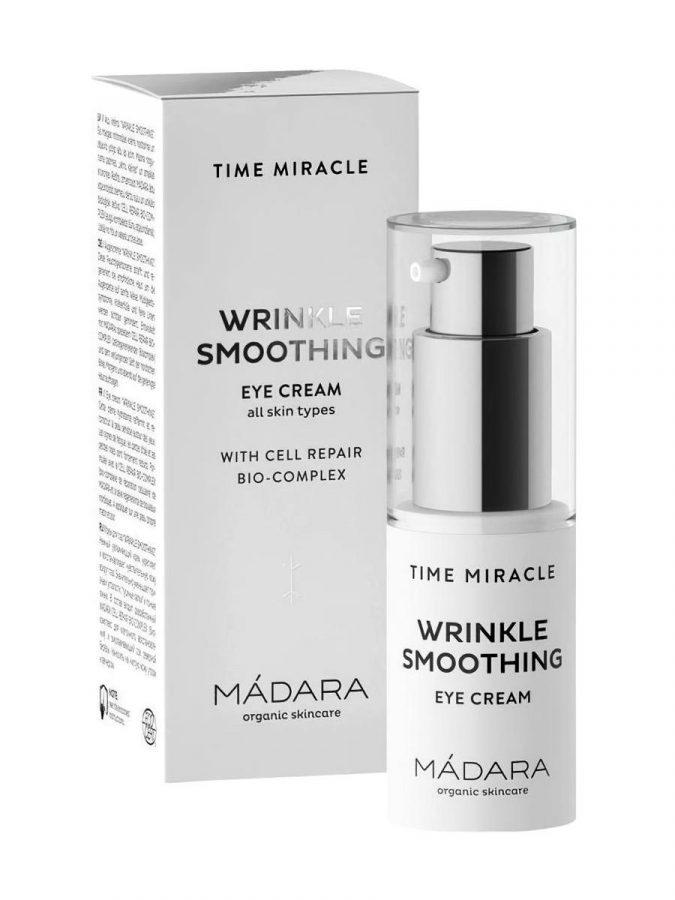 Time Miracle Wrinkle Smoothing Eye Cream