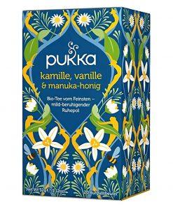 Kamille Vanille & Manuka Honig Tee