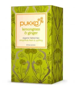 Lemongrass & Ingwer Tee