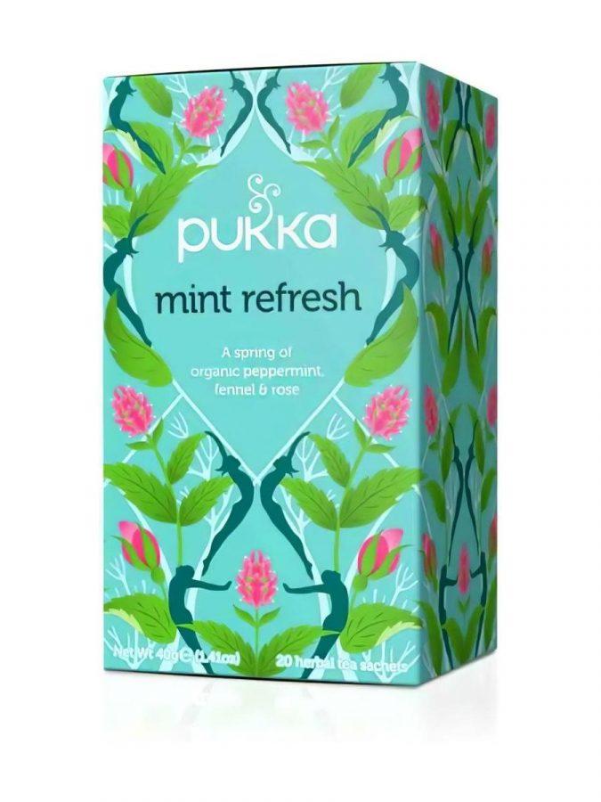 Mint Refresh Minze-Tee