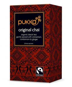 Original Chai Tee auf Schwarzteebasis