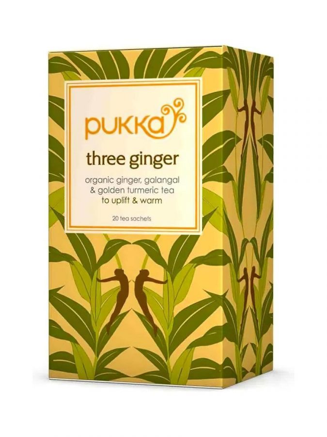 Three Ginger Tee