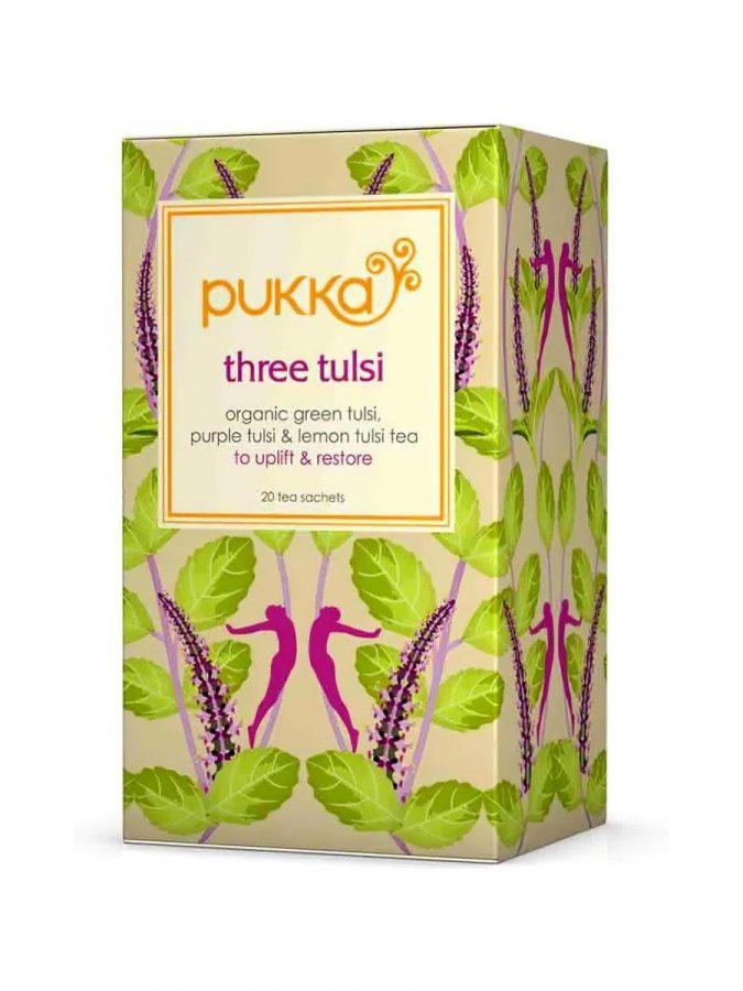 Three Tulsi Tee